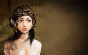 vector art, drawing, illustration, Hoana Nauyen