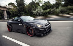 Nissan GT, R PD750 Widebody, Nissan, Nissan GT, R R35, Prior Design