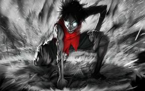anime, Monkey D. Luffy, One Piece