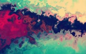 digital art, paint splatter, painting