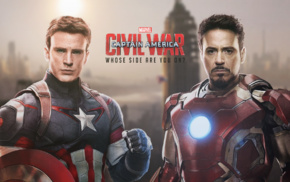 Iron Man, Tony Stark, Captain America Civil War, Civil War comics, Captain America, Steve Rogers