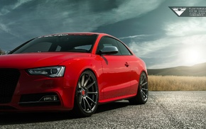 Audi S5, Vorsteiner, Audi