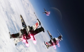 Rebel Alliance, X, wing, Star Wars
