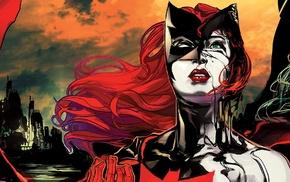 superheroines, Batwoman, DC Comics