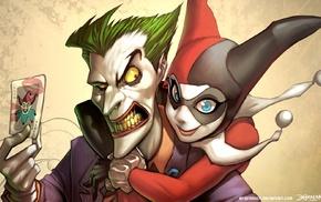 Joker, Harley Quinn, DC Comics