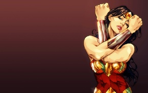 superheroines, Wonder Woman
