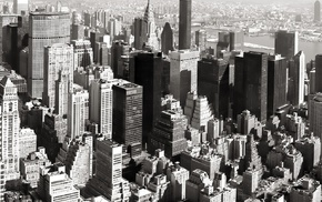 urban, city, urban exploration, cityscape, USA, New York City