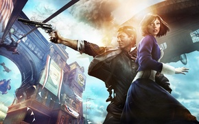 video games, BioShock, BioShock Infinite
