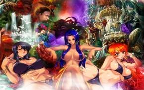 Boa Hancock, Nami, Nico Robin, One Piece