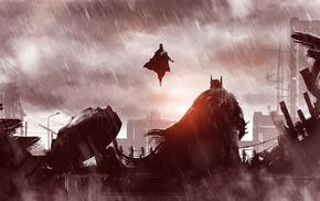 superhero, Superman, Batman, Batman v Superman Dawn of Justice, concept art