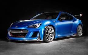 car, Subaru BRZ, Subaru STI Performance, Subaru, concept cars
