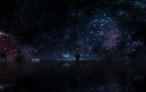 digital art, space, photoshopped