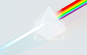 music, rock stars, low poly, isometric, Pink Floyd, triangle