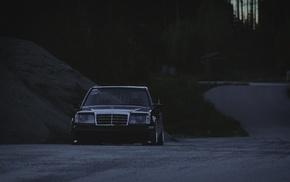 Norway, Stance, rims, summer, Mercedes, Benz