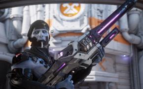 Unreal Engine 4, video games, Unreal Tournament