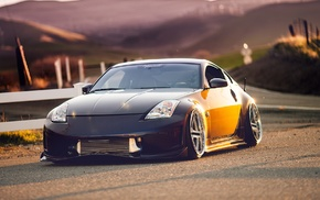 tuning, car, Nissan 350Z