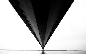 vintage, architecture, bridge