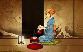 Nami, anime, One Piece