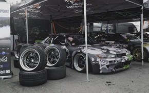 Nissan, FailCrew, Norway, Gatebil, Work Wheels, Rudskogen