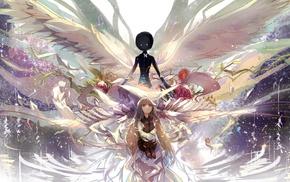 Deemo, wings