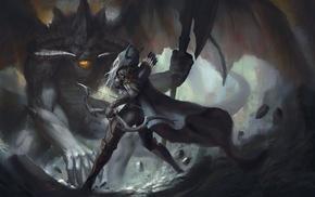fantasy art, Sylvanas Windrunner