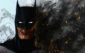 artwork, Batman