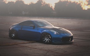 car, Nissan 350Z, tuning