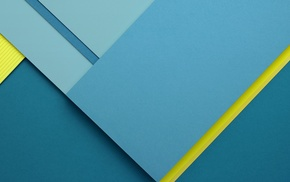 colorful, material style, shapes