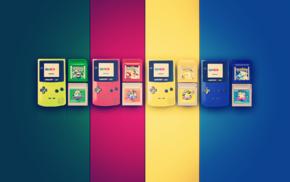 consoles, GameBoy Color, Pokemon, video games
