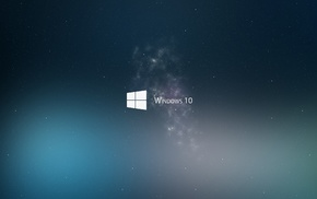 Windows 10, operating systems, Microsoft Windows, computer