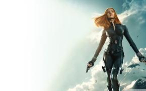 Black Widow, Captain America The Winter Soldier