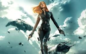 Captain America The Winter Soldier, Black Widow