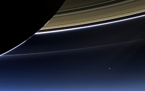 NASA, Saturn, space