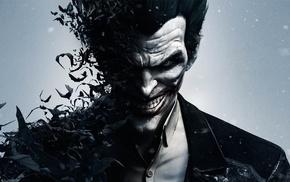 Joker, Batman Arkham Origins, Batman