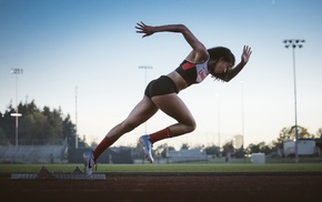 running, sports