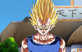 Super Saiyan, Vegeta, Dragon Ball