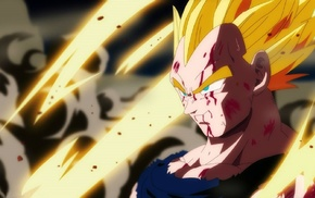 Dragon Ball Z, Vegeta, Super Saiyan