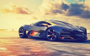 Lada Raven, sports car, SuperAuto Ruso