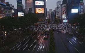 Tokyo, Japan, city, car