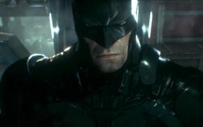 Batman, Batman Arkham Knight, Bruce Wayne