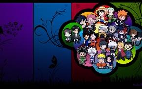 Full Metal Alchemist, Soul Eater, Gon, One Piece, Roronoa Zoro, Kill la Kill