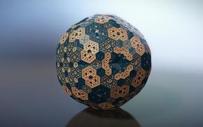 3D, fractal