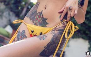 Coralinne Suicide, Pikachu