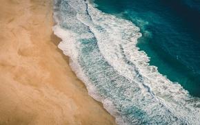 sea, Portugal, nature, coast, sand, beach