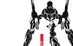 Neon Genesis Evangelion, EVA Unit 01, mech