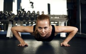 fitness model, sports