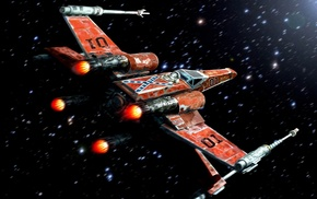 X, wing, Star Wars, Rebel Alliance