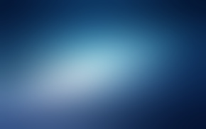 soft gradient, blue, abstract