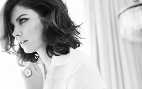 Lauren Cohan, actress, girl, brunette, celebrity