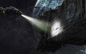 artwork, science fiction
